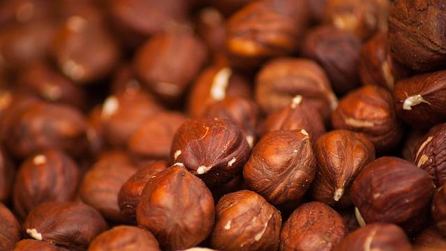 ořechy sušené