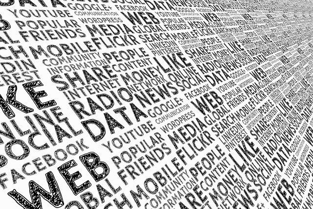 network web text