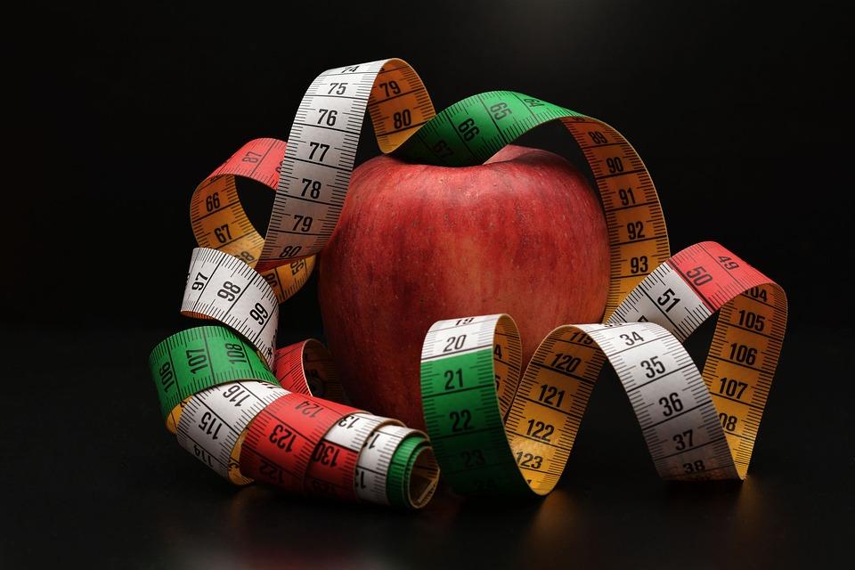 metr jablko